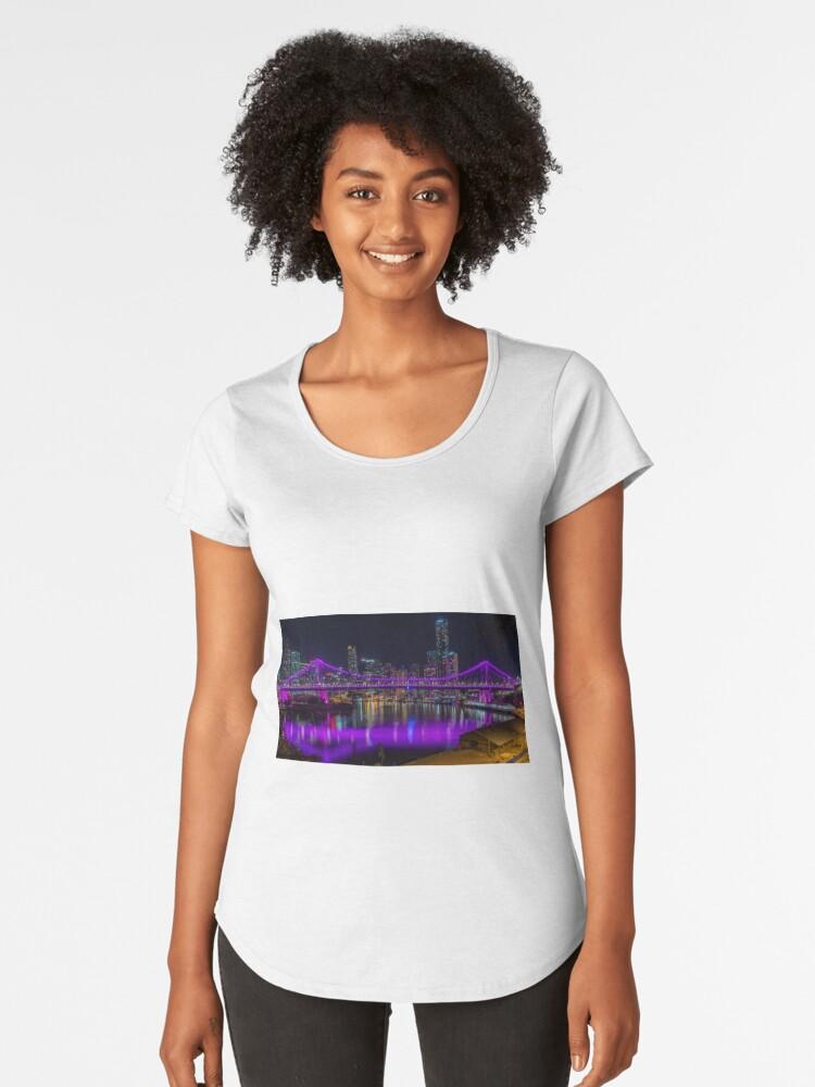 Untitled Women's Premium T-Shirt Front