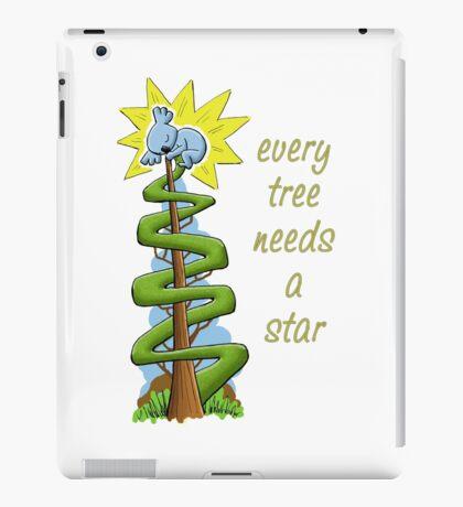 Every Tree Needs a (Koala) Star iPad Case/Skin