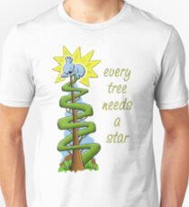 Every Tree Needs a (Koala) Star Slim Fit T-Shirt