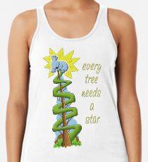 Every Tree Needs a (Koala) Star Racerback Tank Top