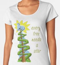 Every Tree Needs a (Koala) Star Premium Scoop T-Shirt