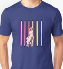 Olivia Neon Nights Unisex T-Shirt