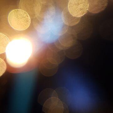 Glittery Lights | City by Bluecloud184