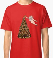 Rick and Morty Christmas Gift Classic T-Shirt