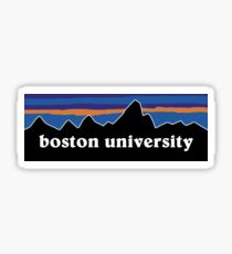 boston university Sticker