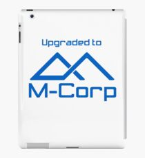 M-Corp upgraded iPad Case/Skin
