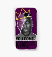 Omar Little - The Wire Samsung Galaxy Case/Skin
