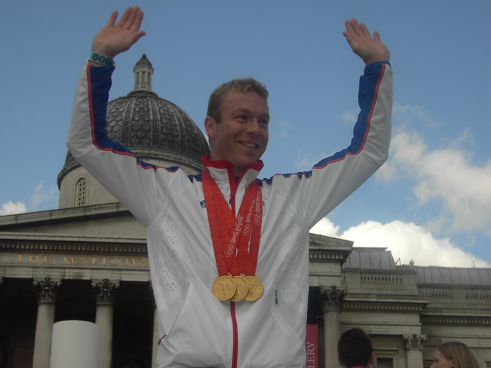 CHRIS HOY by CHASWICK
