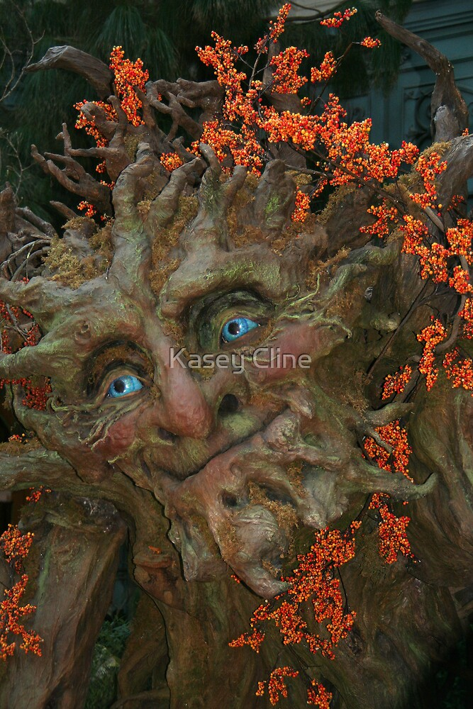 Tree Man by Kasey Cline