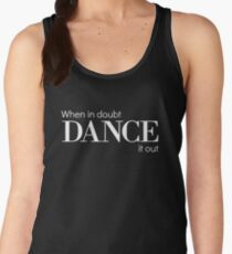 Dance It Out Women's Tank Top