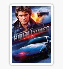Knight Rider - Hasselhoff  Sticker