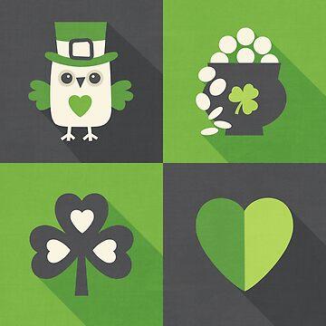Irish Eyes Are Smiling by daisy-beatrice