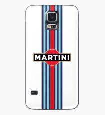 Martini Racing Streifen Hülle & Klebefolie für Samsung Galaxy