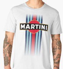 Martini Racing stripe Men's Premium T-Shirt