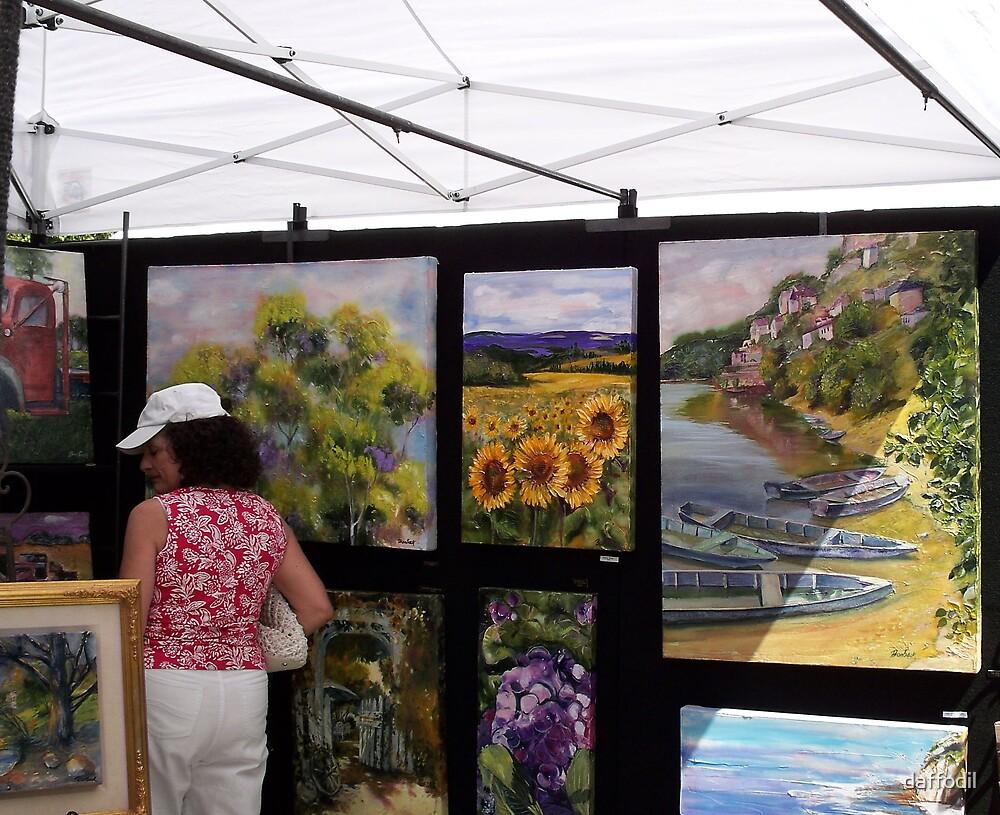 Art Festival by daffodil