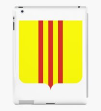 Coat of Arms of South Vietnam, 1963-1975 iPad Case/Skin