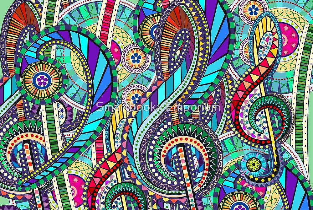 Music Carnival Design by Smartbookx Emporium