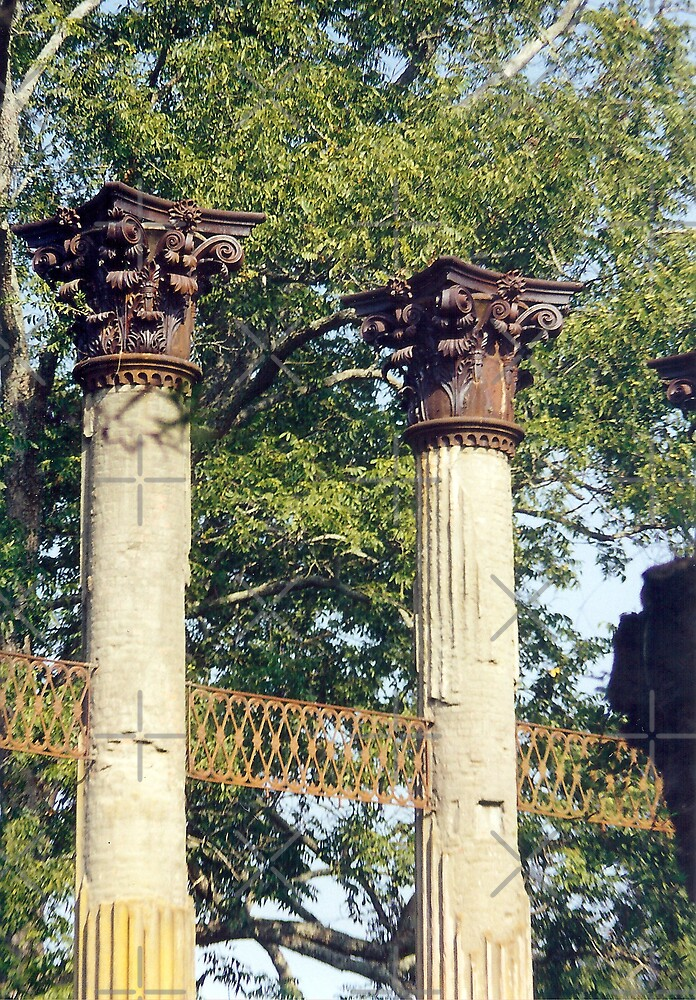 Windsor Ruins V by Sheila Simpson