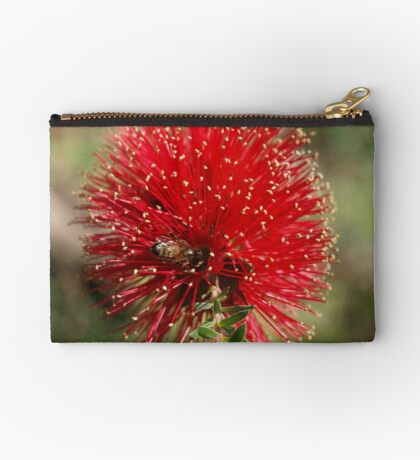 Bottlebrush at the Falls Studio Pouch