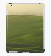 Morning Lights in Val d'Orcia iPad Case/Skin