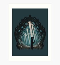 Nausicaa's Decay Art Print