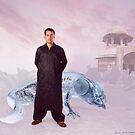 Captain Syed's Climate Controlled Sub-Zero Salwar Kameez Insulator Suit by Kenny Irwin
