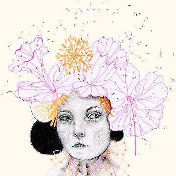 Flowerbomb by SandraBurger