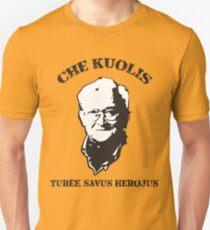 Che Kuolis tribute Che Guevara style T-Shirt
