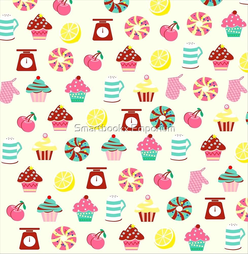 Cupcake Design  by Smartbookx Emporium
