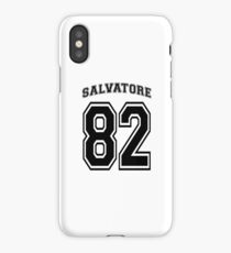 S. Salvatore 82 - The Vampire Diaries (1) iPhone Case/Skin