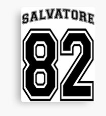 S. Salvatore 82 - The Vampire Diaries (1) Canvas Print
