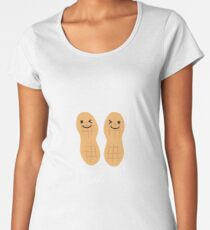 These nuts, adult humour  Women's Premium T-Shirt