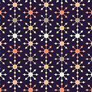 Snowflakes #redbubble #decor #xmas by designdn