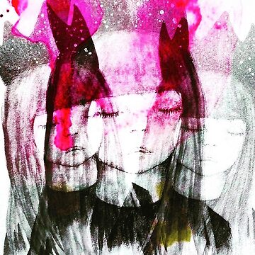 Pink Princess by SandraBurger