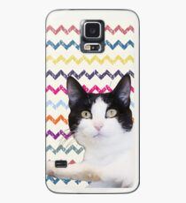 Zigzags Case/Skin for Samsung Galaxy