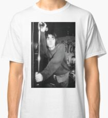 Liam Gallagher Pose Classic T-Shirt