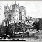 Durham Cathedral by John Morton