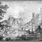 Durham City, Cathedral and Castle by John Morton