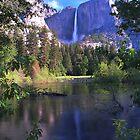 Yosemite Falls by steveberlin