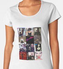Pat Benatar Album Covers Women's Premium T-Shirt