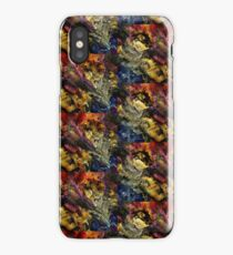 From This All Life Is Born iPhone Case