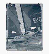 Extreme Sailing - Team Oman iPad Case/Skin