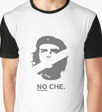 No Che Guevara Graphic T-Shirt