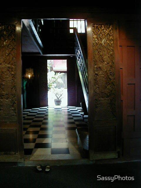 Doorway to Thailand by SassyPhotos