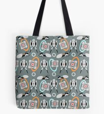 Portal out of here Tote Bag