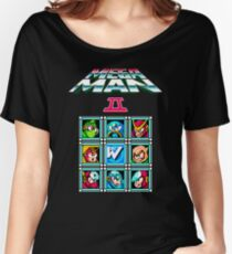 Megaman 2 Women's Relaxed Fit T-Shirt