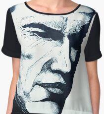 Arnie Inked by LegacyArt86 Women's Chiffon Top