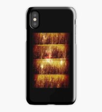When the Stars Came Down from the Heavens iPhone Case