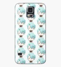 mystic messenger: v emoticon (+ larger design) Case/Skin for Samsung Galaxy
