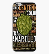 HOPS VARIETY iPhone Case